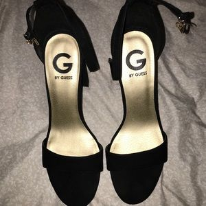 Guess Shantel Ankle Strap Heels